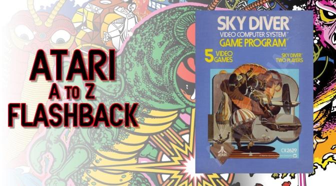 Atari A to Z Flashback: Sky Diver