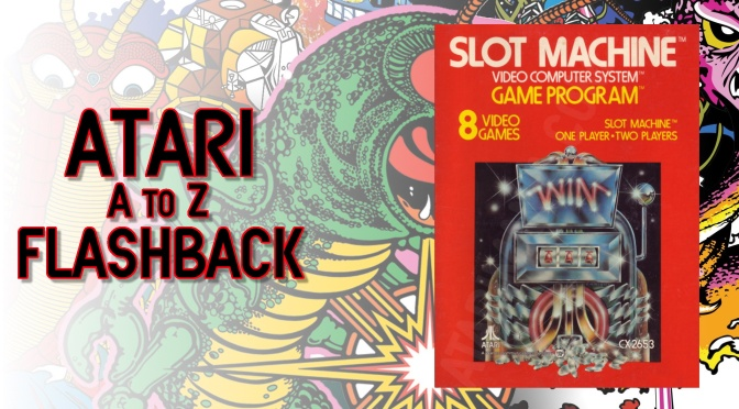 Atari A to Z Flashback: Slot Machine