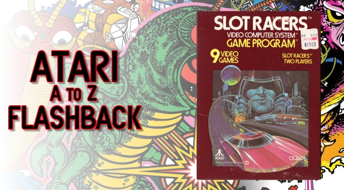 Atari A to Z Flashback: Slot Racers