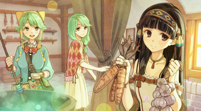 Atelier Shallie: Alchemists of the Dusk Sea – Once, Twice, Two Times a Shallie