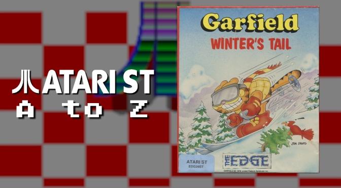 Atari ST A to Z: Garfield – Winter's Tail