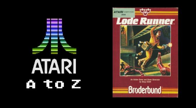 Atari A to Z: Lode Runner
