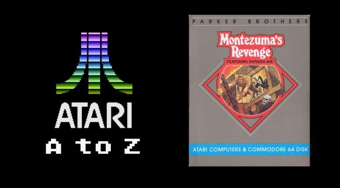 Atari A to Z: Montezuma's Revenge