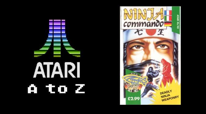 Atari A to Z: Ninja Commando