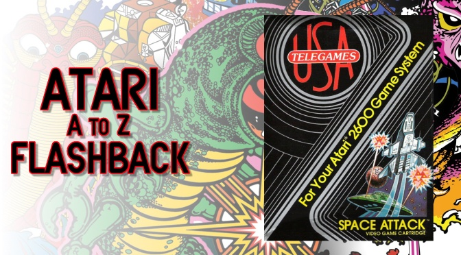 Atari A to Z Flashback: Space Attack