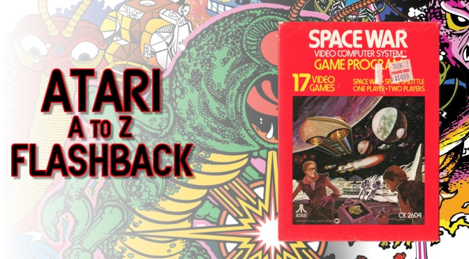 Atari A to Z Flashback: Space War