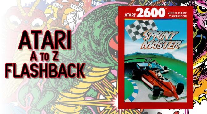 Atari A to Z Flashback: Sprint Master