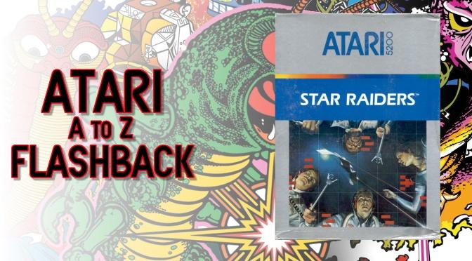 Atari A to Z Flashback: Star Raiders