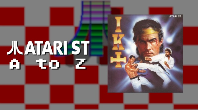 Atari ST A to Z: IK+