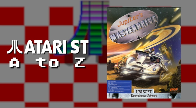 Atari ST A to Z: Jupiter's Masterdrive