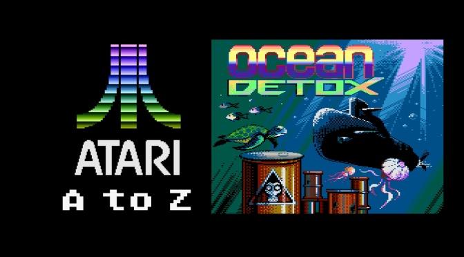 Atari A to Z: Ocean Detox