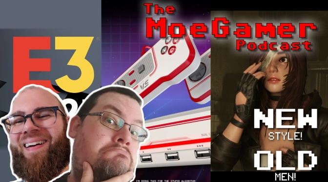 The MoeGamer Podcast: Let's talk about E3, Evercade, Steam Next Fest and More!