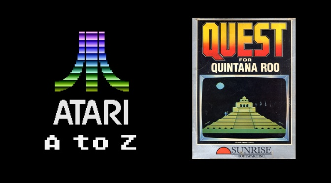 Atari A to Z: Quest for Quintana Roo
