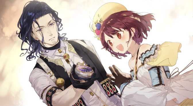 Atelier Sophie: The Alchemist of the Mysterious Book – Classic-Style Combat