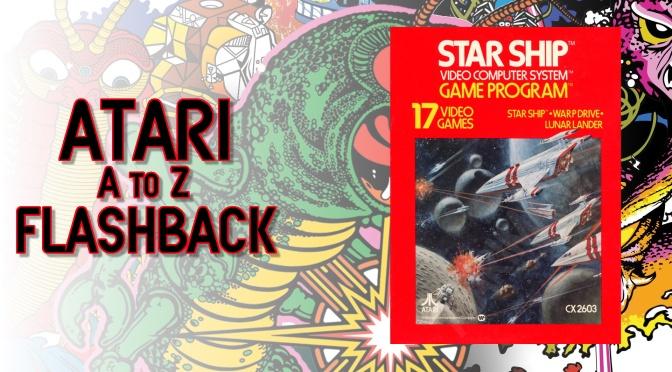 Atari A to Z Flashback: Star Ship