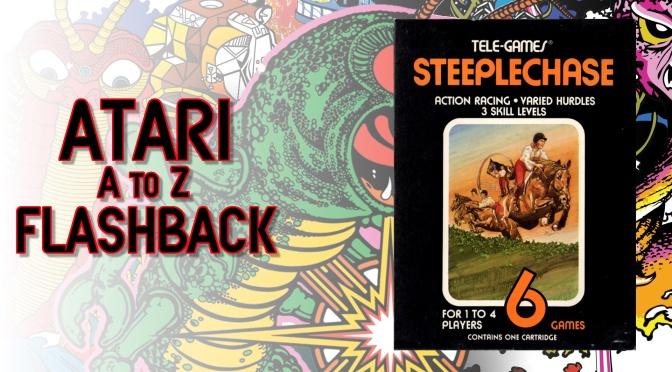 Atari A to Z Flashback: Steeplechase