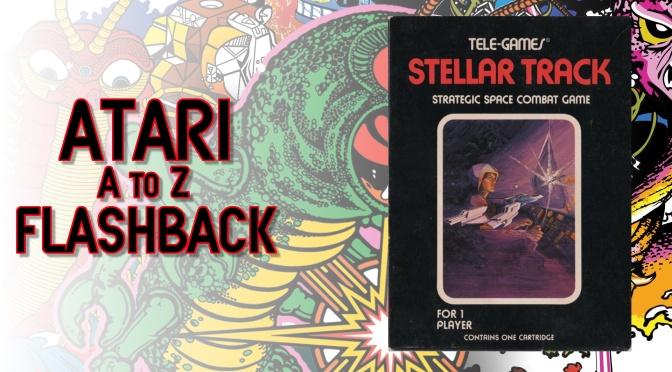 Atari A to Z Flashback: Stellar Track