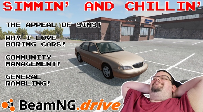 Simmin' and Chillin': BeamNG.drive – Utah Road Trip, Community Management and the Joy of Sims
