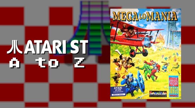 Atari ST A to Z: Mega-Lo-Mania
