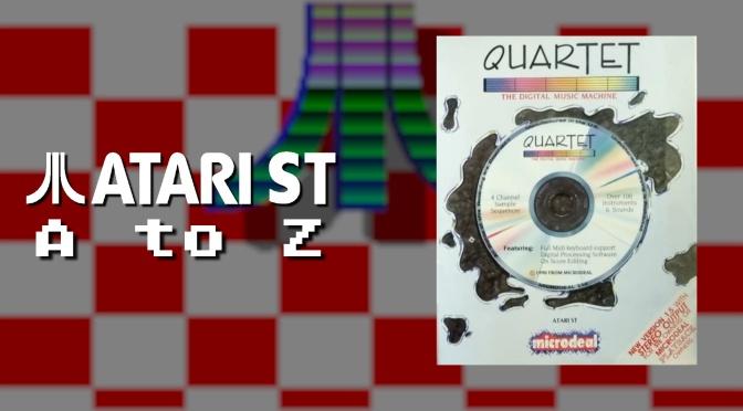 Atari ST A to Z: Quartet