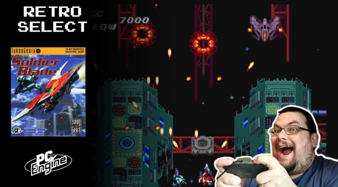 Retro Select: Soldier Blade