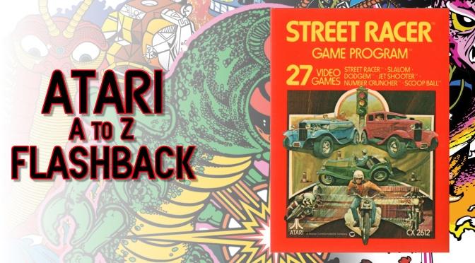Atari A to Z Flashback: Street Racer