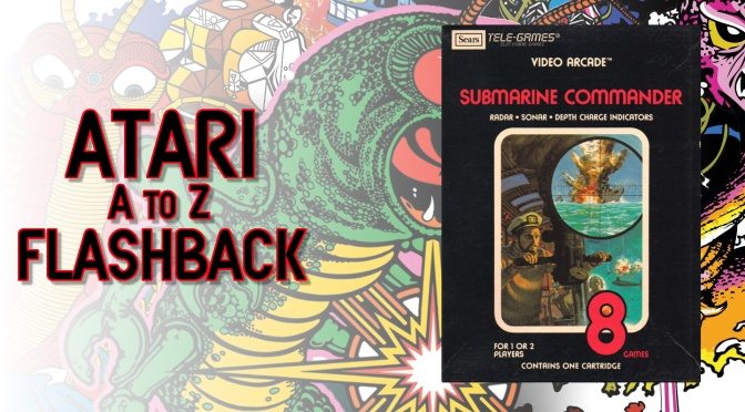 Atari A to Z Flashback: Submarine Commander