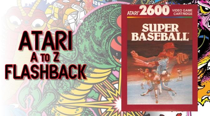 Atari A to Z Flashback: Super Baseball