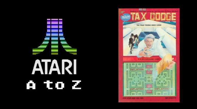 Atari A to Z: Tax Dodge