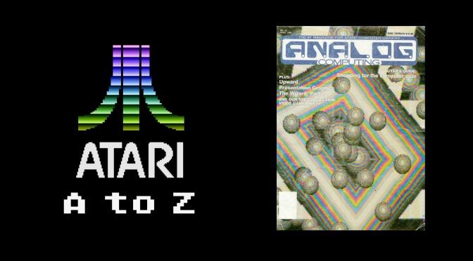 Atari A to Z: Upward