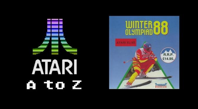 Atari A to Z: Winter Olympiad '88