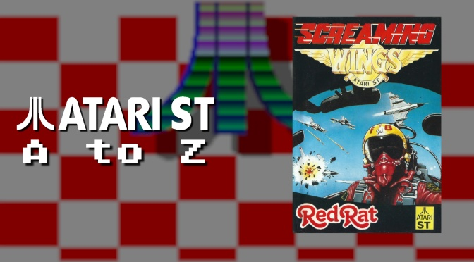 Atari ST A to Z: Screaming Wings