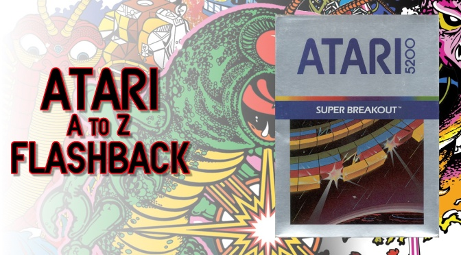 Atari A to Z Flashback: Super Breakout