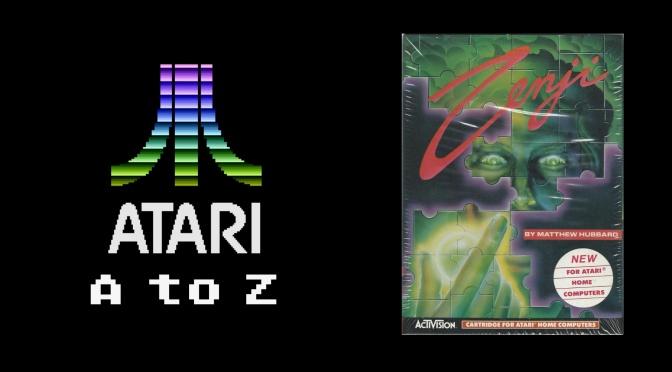 Atari A to Z: Zenji