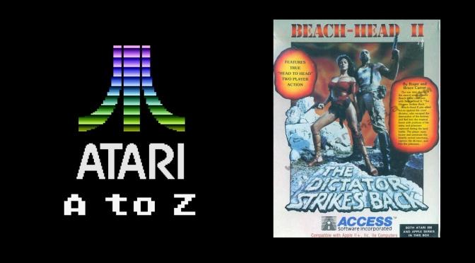 Atari A to Z: Beach Head II