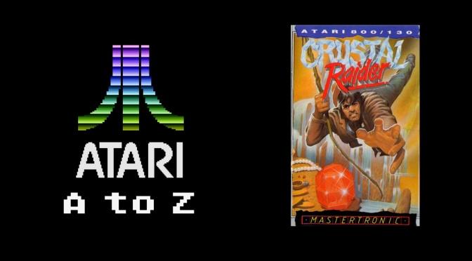 Atari A to Z: Crystal Raider