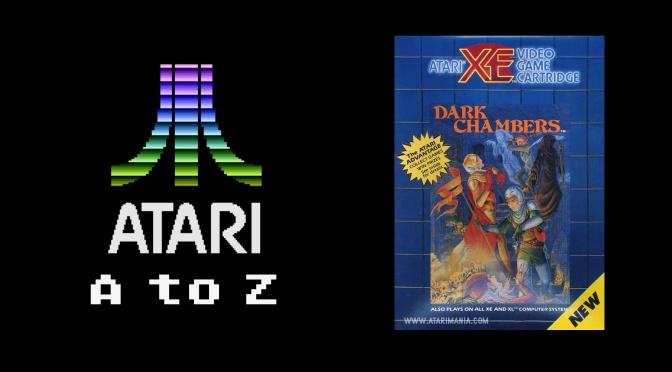Atari A to Z: Dark Chambers