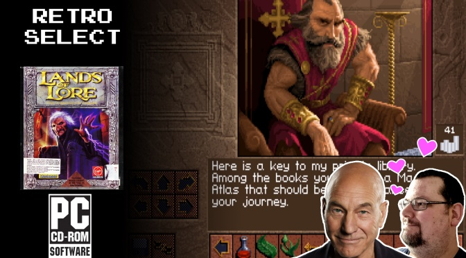 Retro Select: Lands of Lore – The Throne of Chaos