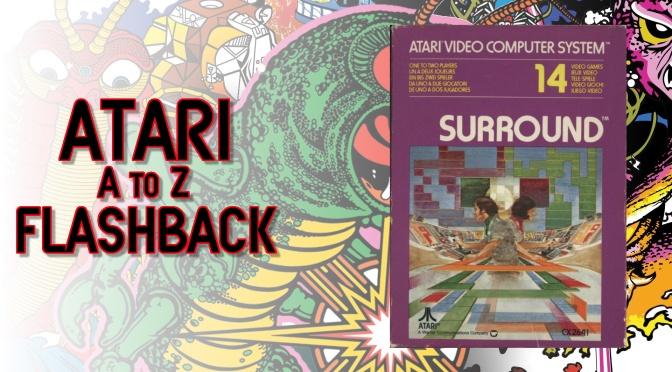 Atari A to Z Flashback: Surround