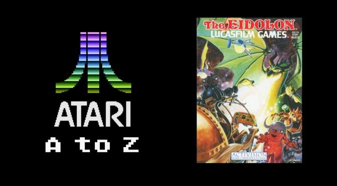 Atari A to Z: The Eidolon