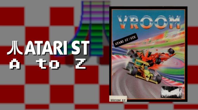 Atari ST A to Z: Vroom