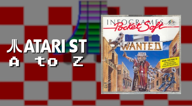 Atari ST A to Z: Wanted