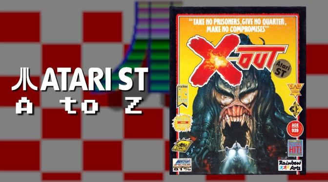 Atari ST A to Z: X-Out