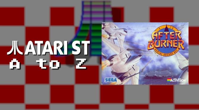 Atari ST A to Z: After Burner