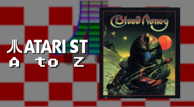 Atari ST A to Z: Blood Money