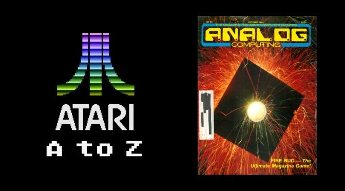 Atari A to Z: Fire Bug