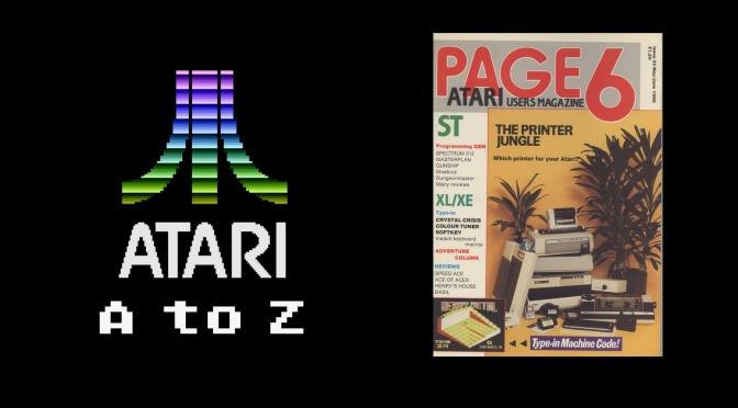 Atari A to Z: Heavy Metal