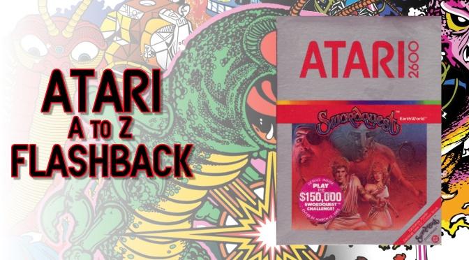 Atari A to Z Flashback: SwordQuest EarthWorld