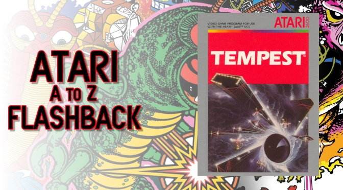 Atari A to Z Flashback: Tempest