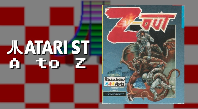 Atari ST A to Z: Z-Out